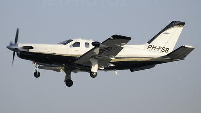 PH-FSB - Socata TBM-850 - Private