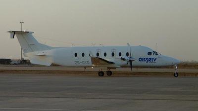 ZS-OYD - Beech 1900D - Air-Serv