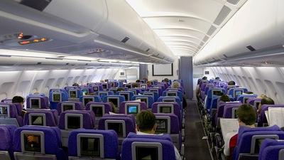 A6-EYC - Airbus A340-313X - Etihad Airways