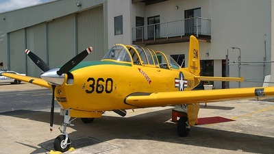 N7VY - Beechcraft D-45 Mentor - Private