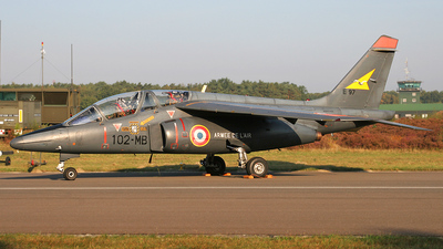 E97 - Dassault-Breguet-Dornier Alpha Jet E - France - Air Force