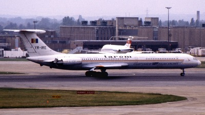 YR-IRE - Ilyushin IL-62M - LOT Polish Airlines