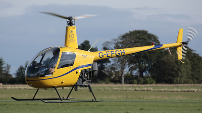 G-EFGH - Robinson R22 Beta - Kingsfield Helicopters