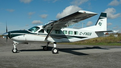 C-FNQB - Cessna 208 Caravan - Private