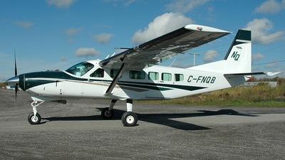 A picture of CFNQB - Cessna 208 Caravan - [20800387] - © Jean-Pierre Bonin