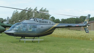 OO-COP - Agusta-Bell AB-206B JetRanger II - Private