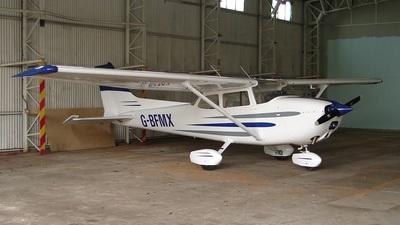 A picture of GBFMX - Cessna F172N Skyhawk - [1732] - © Robert Beaver