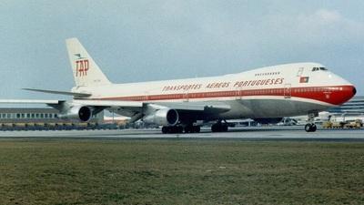 CS-TJA - Boeing 747-282B - TAP - Transportes Aéreos Portugueses