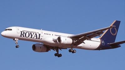 C-GRYO - Boeing 757-236 - Royal Airlines
