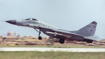 29-07 - Mikoyan-Gurevich MiG-29A Fulcrum - Germany - Air Force