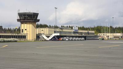 EFTP - Airport - Terminal