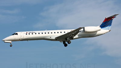 N836MJ - Embraer ERJ-145LR - Delta Connection (Freedom Airlines)