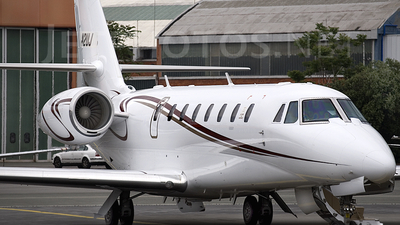 N2UJ - Cessna 680 Citation Sovereign - Private