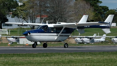 ZK-KLB - Cessna 337A Super Skymaster - Private