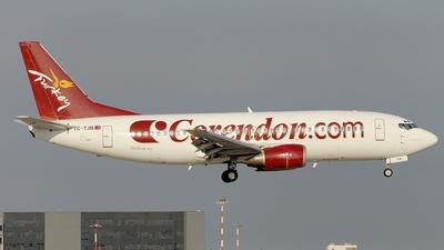 TC-TJB - Boeing 737-3Q8 - Corendon Airlines