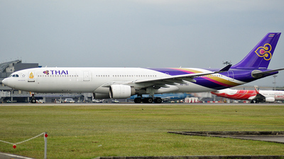 HS-TEC - Airbus A330-321 - Thai Airways International