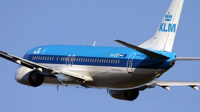 PH-BTF - Boeing 737-406 - KLM Royal Dutch Airlines