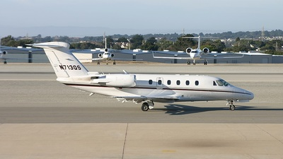 N713QS - Cessna 650 Citation III - NetJets Aviation