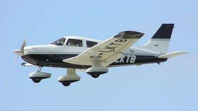 G-LKTB - Piper PA-28-181 Archer III - Private