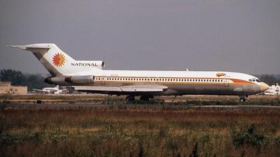 N4752 - Boeing 727-235 - National Airlines