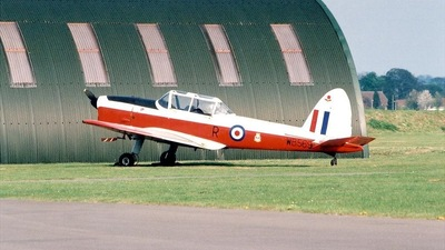 G-BYSJ - De Havilland Canada DHC-1 Chipmunk - Private