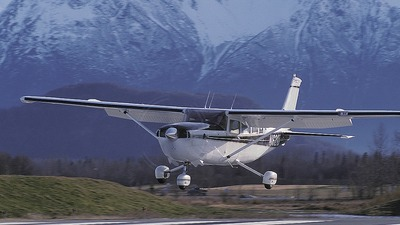 N1621U - Cessna T207 Turbo Skywagon - Private