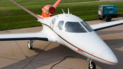 N5184U - Eclipse Concept Jet - Eclipse Aviation