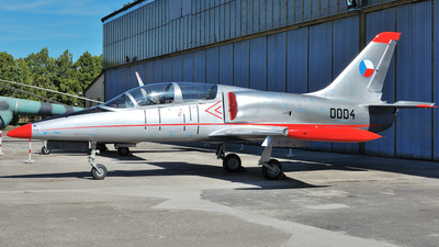 Aero L-39 Albatros - Czech Republic - Air Force
