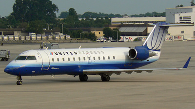 Bombardier CRJ-200ER - United Express (Mesa Airlines)