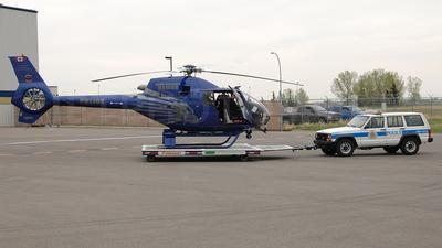 Eurocopter EC 120B Colibri - Canada - Calgary Police