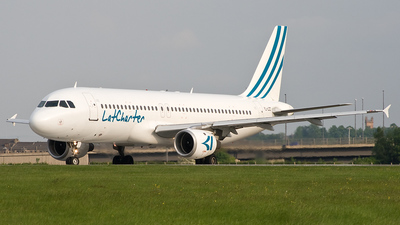 YL-LCC - Airbus A320-211 - LatCharter Airlines