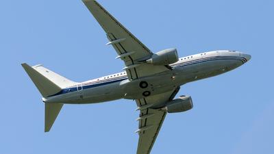 Boeing 737-7BC(BBJ) - Boeing Executive