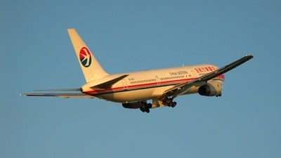 Boeing 767-3W0(ER) - China Eastern Airlines