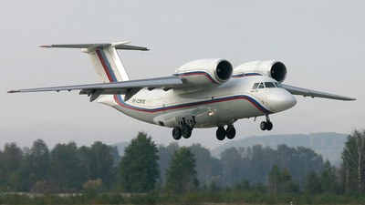 RA-72976 - Antonov An-72 - Russia - Air Force