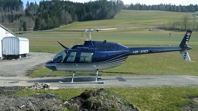 HB-XXO - Bell 206B JetRanger III - Airport Helicopter