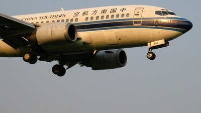 Boeing 737-5Y0 - China Southern Airlines