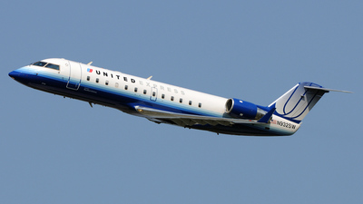 Bombardier CRJ-200ER - United Express (SkyWest Airlines)