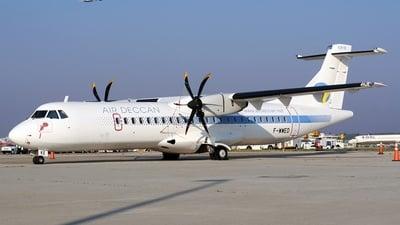 ATR 72-212A(500) - Air Deccan