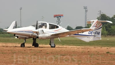 OE-FHI - Diamond DA-42NG Twin Turbo - Private