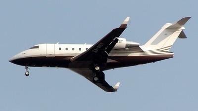 XA-AST - Bombardier CL-600-2B16 Challenger 604 - Aerovitro