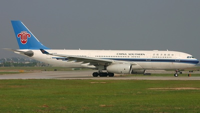 Airbus A330-243 - China Southern Airlines