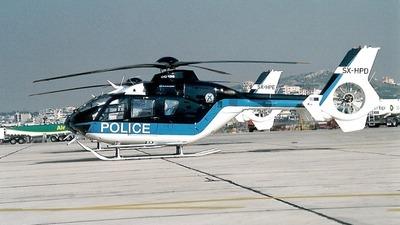 Eurocopter EC 135T1 - Greece - Police