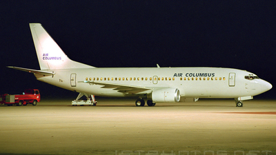 CS-TKG - Boeing 737-33A - Air Columbus