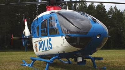 Eurocopter EC 135P2 - Sweden - Police