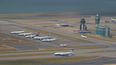 VHHH - Airport - Ramp