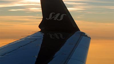OY-KFG - Bombardier CRJ-900LR - Scandinavian Airlines (SAS)