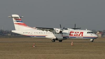 ATR 72-202 - CSA Czech Airlines