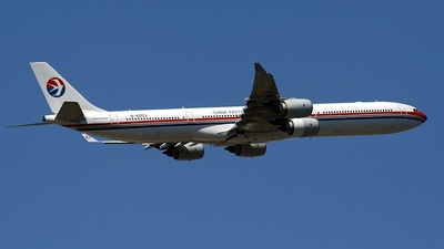 Airbus A340-642 - China Eastern Airlines