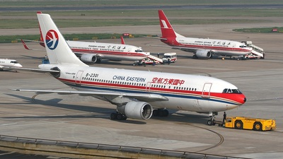 Airbus A310-222 - China Eastern Airlines