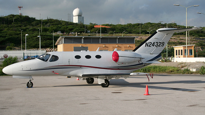 A picture of N24329 - Cessna 510 Citation Mustang - [5100020] - © Roger Cannegieter